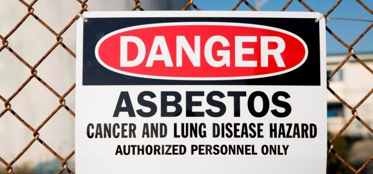 How to deal with asbestos issues in properties – what to look out for.